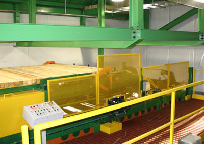 Dunnage Placer System