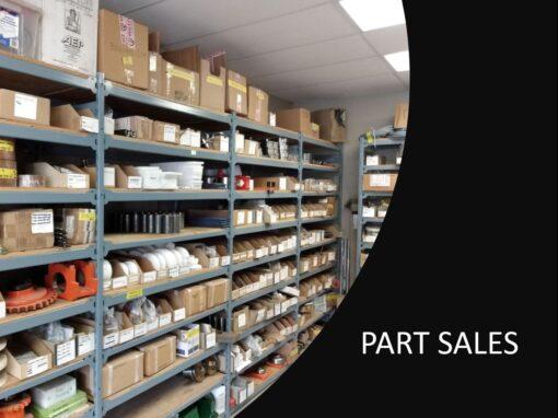 Part Sales